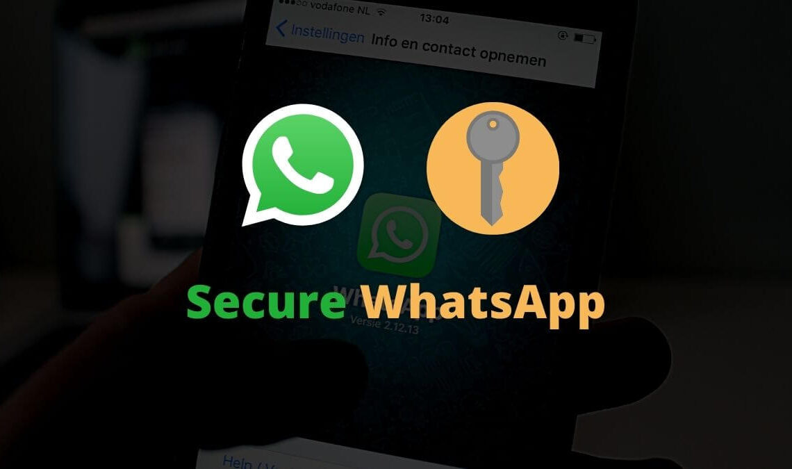 Secure WhatsApp Enabling Two-Step Verification