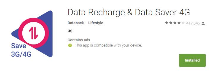 Data Back
