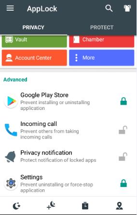 Prevent AppLock From Being Uninstall