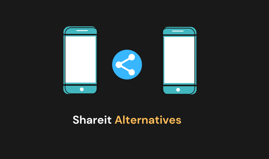 Top 5 Shareit File Transfer Alternative Apps for Android
