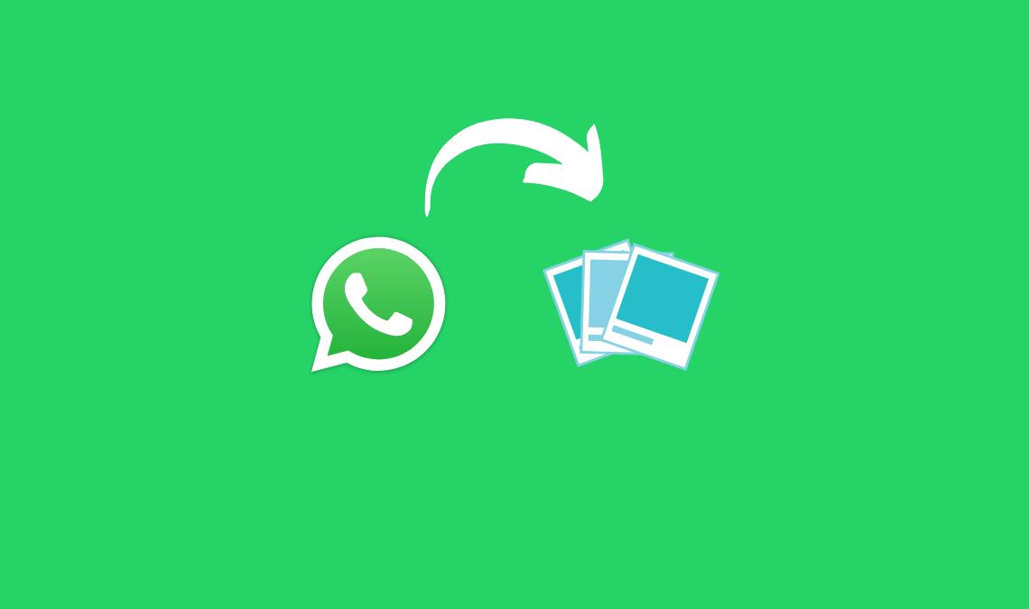 Send Full Resolution Images on WhastApp