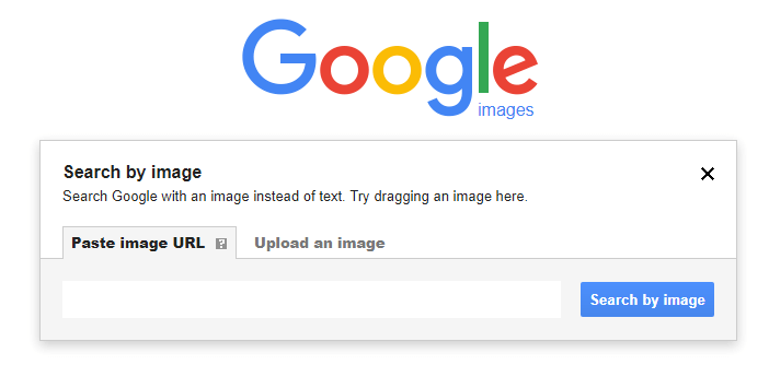 Google Reverse Image Search by Uploading Image