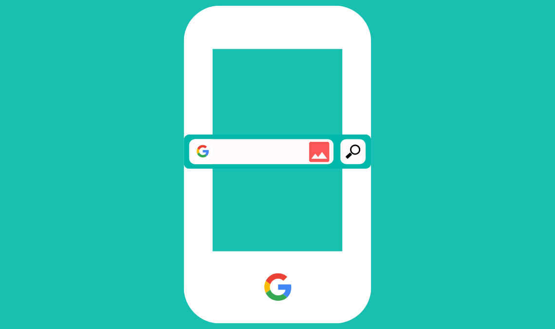 Google Reverse Image Search on Mobile