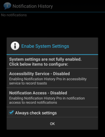 Notification History App to Read Deleted WhatsApp Messages