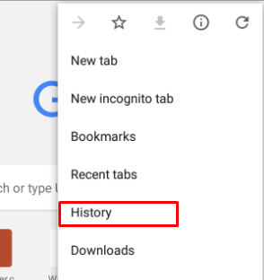 Clear Browser Cache in Google Chrome on Android 1