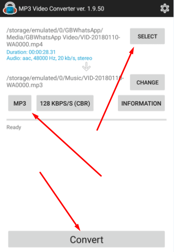 Convert YouTube to MP3 Android & iPhone