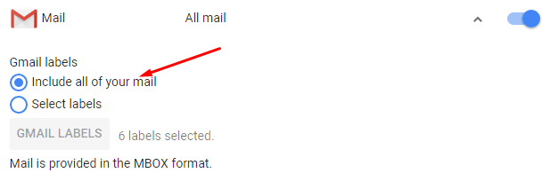 Delete Gmail Account - Download All Gmail Mails