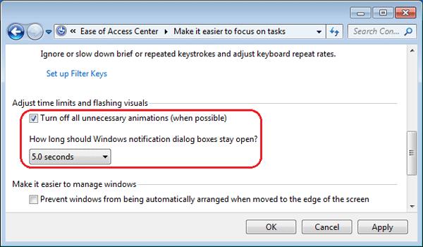 Enable Caps Lock in Windows 7