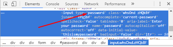 How to Reveal Password Behind Asterisks in Login Pages - Replace password with Text