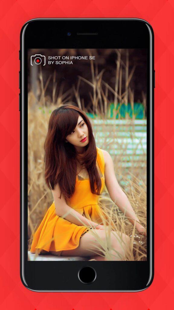 ShotOn iPhone Watermark