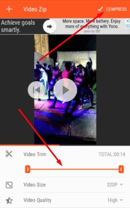Using Video Trimmer Guru 2
