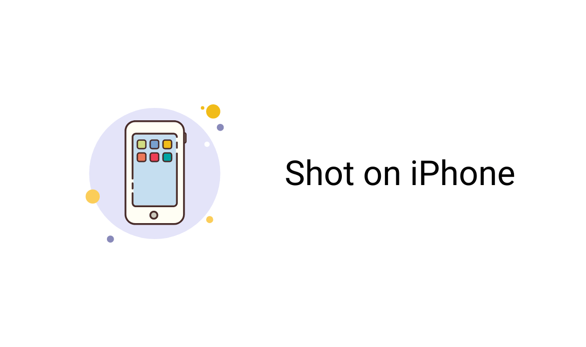How to embed ShotOn Watermark on your iPhone