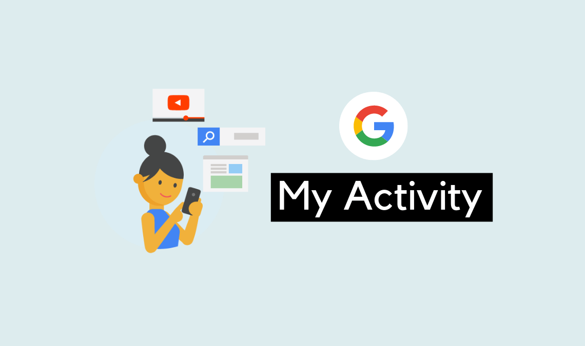 How to Turn Off or Delete My Activity in Google Account