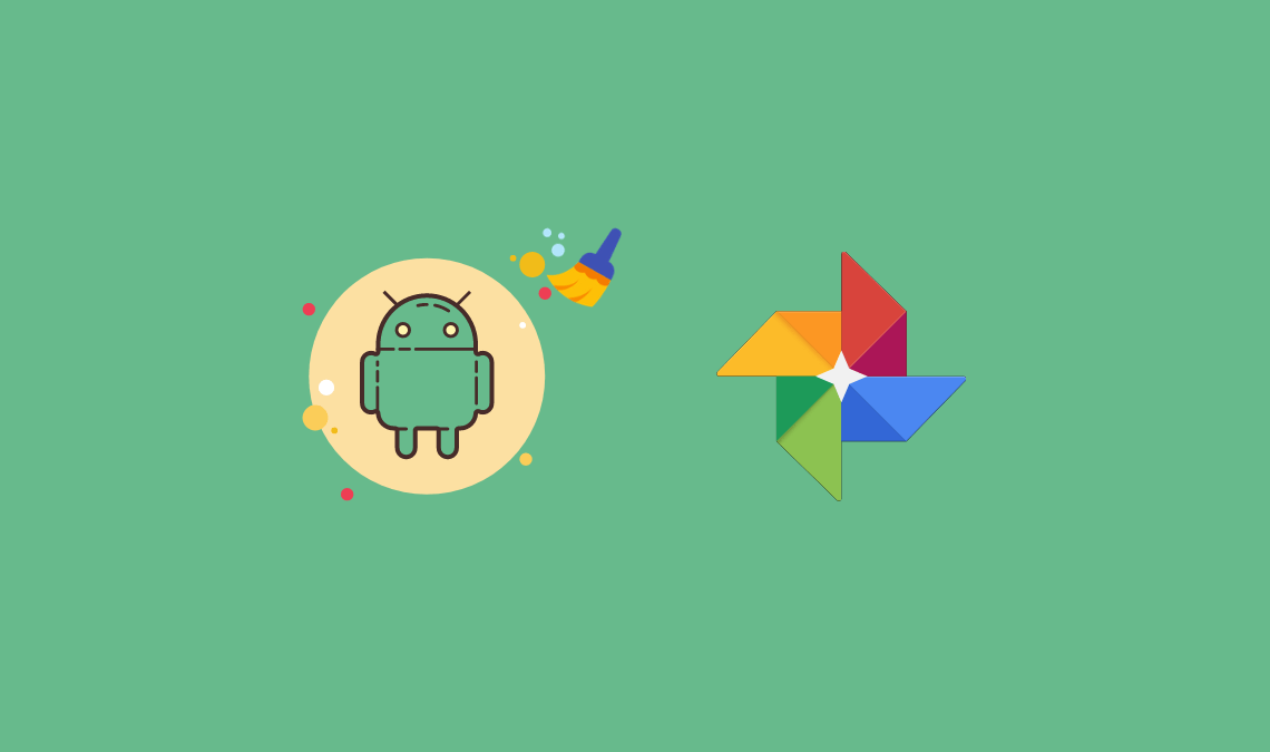 Free Up Storage on any Android using Google Photos