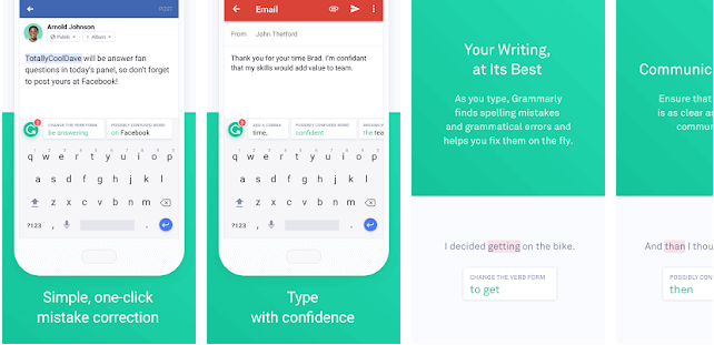 Best Keyboard Apps for Android - Grammarly