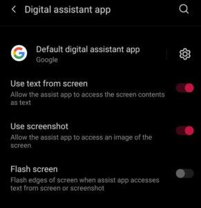 Open Device Assistant App
