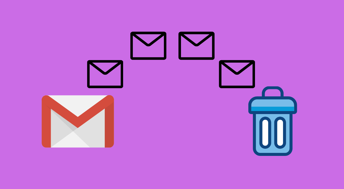 Delete all emails from your Gmail account